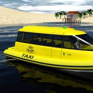 Powered by GM-MarineDiesel 'HUMMER series' (project for Dubai)