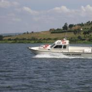Powered by GM-MarineDiesel 'HUMMER series' (Uganda)